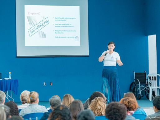 Cotia recebeu evento com palestras para empoderar as mulheres empreendedoras
