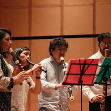 Concierto flautas