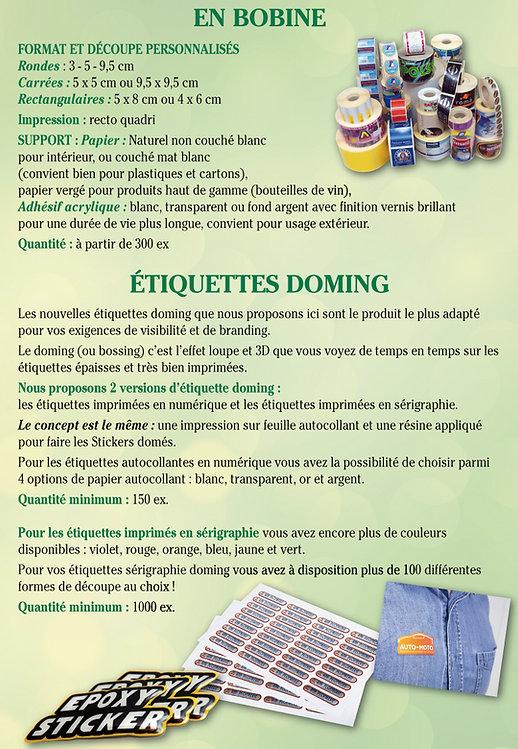 étiquettes Tournai