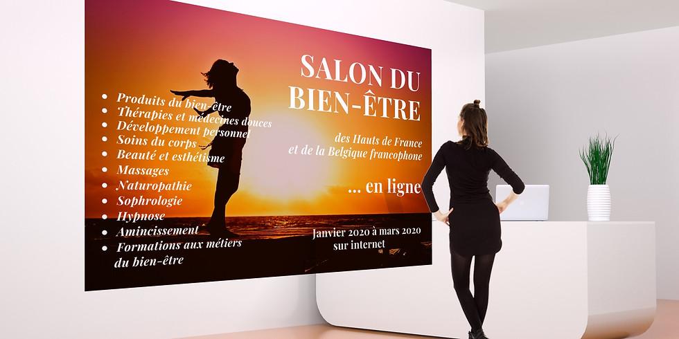 Salon du bien-être en ligne hauts de France (offre spéciale)