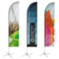 drapeaux, beachflags Tournai
