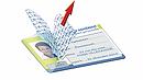 Impression cartes identification Tournai