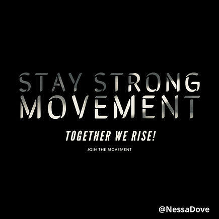 @NessaDove -Stay Strong b:w graphic.jpg