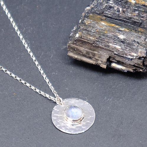 Nice Gemstone Pendant