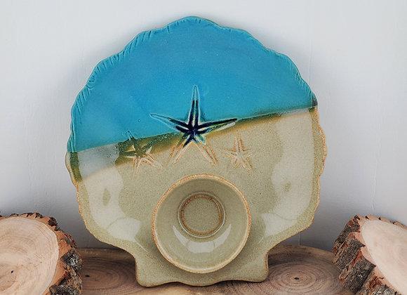 Sea Shell Chip N Dip