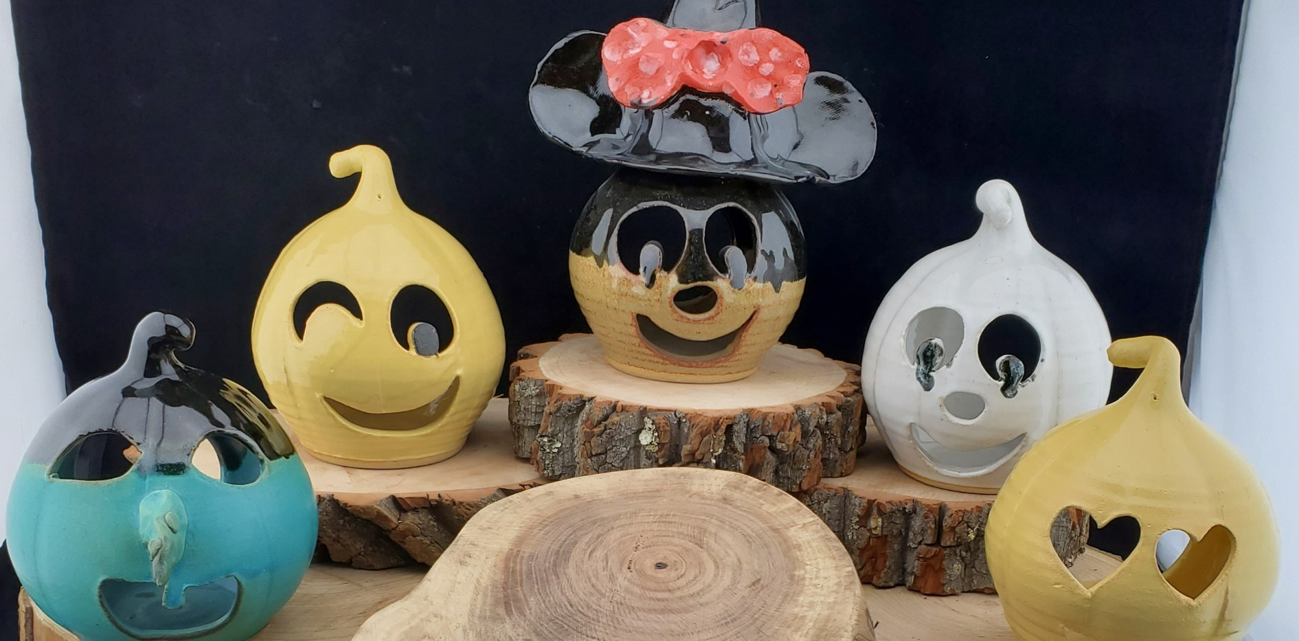 Halloween Tea Lite Lanterns