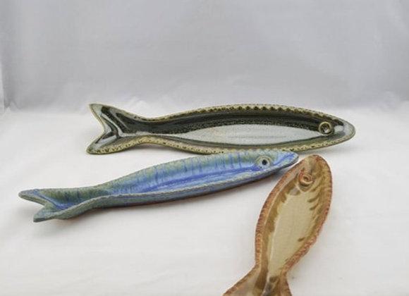 Olive Fish Tray