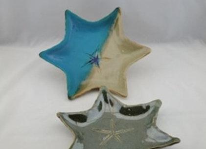 Abstact Star Fish