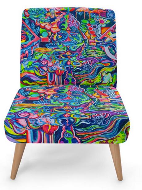 Shennong's Tea Chair