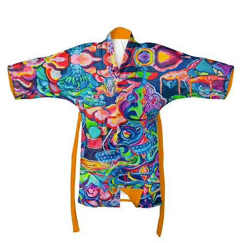 KHuck Kimono