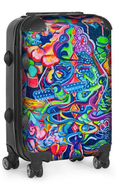 Shennong's Tea Suitcase