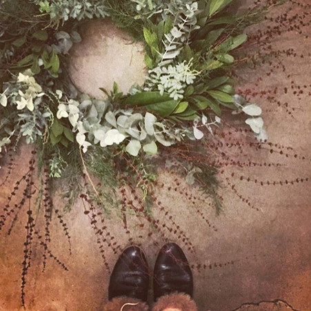 Winter wreath workshops coming up back t