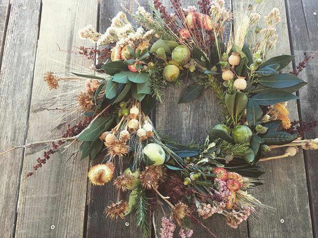 ••• b a l a n c e ••• The wreath represe