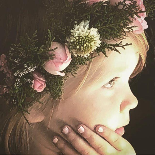 Favorite floral model yet. My beautiful