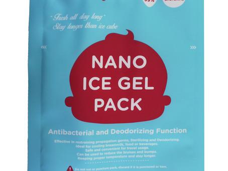 Nano Ice Gel Antibakteri- Aman dan Tahan Lama