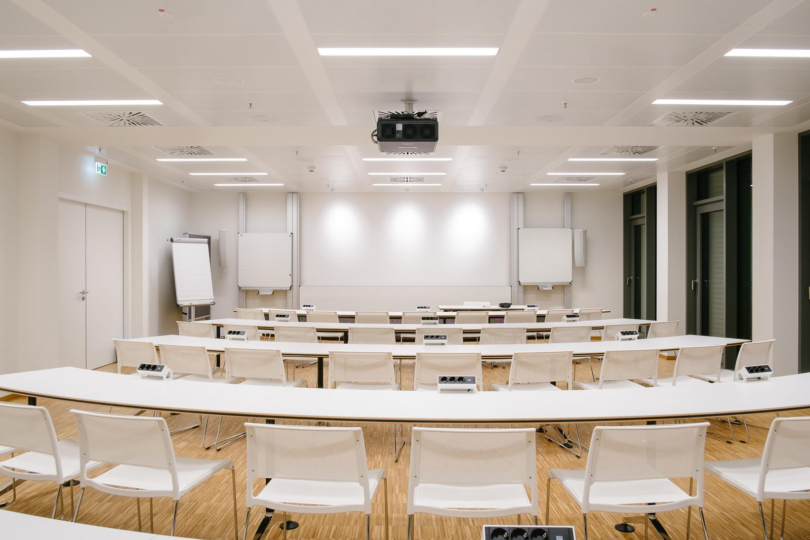 House of Mobility and Logistics Konferenzraum