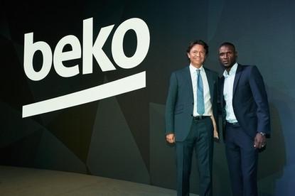 Eric Abidal für BEKO