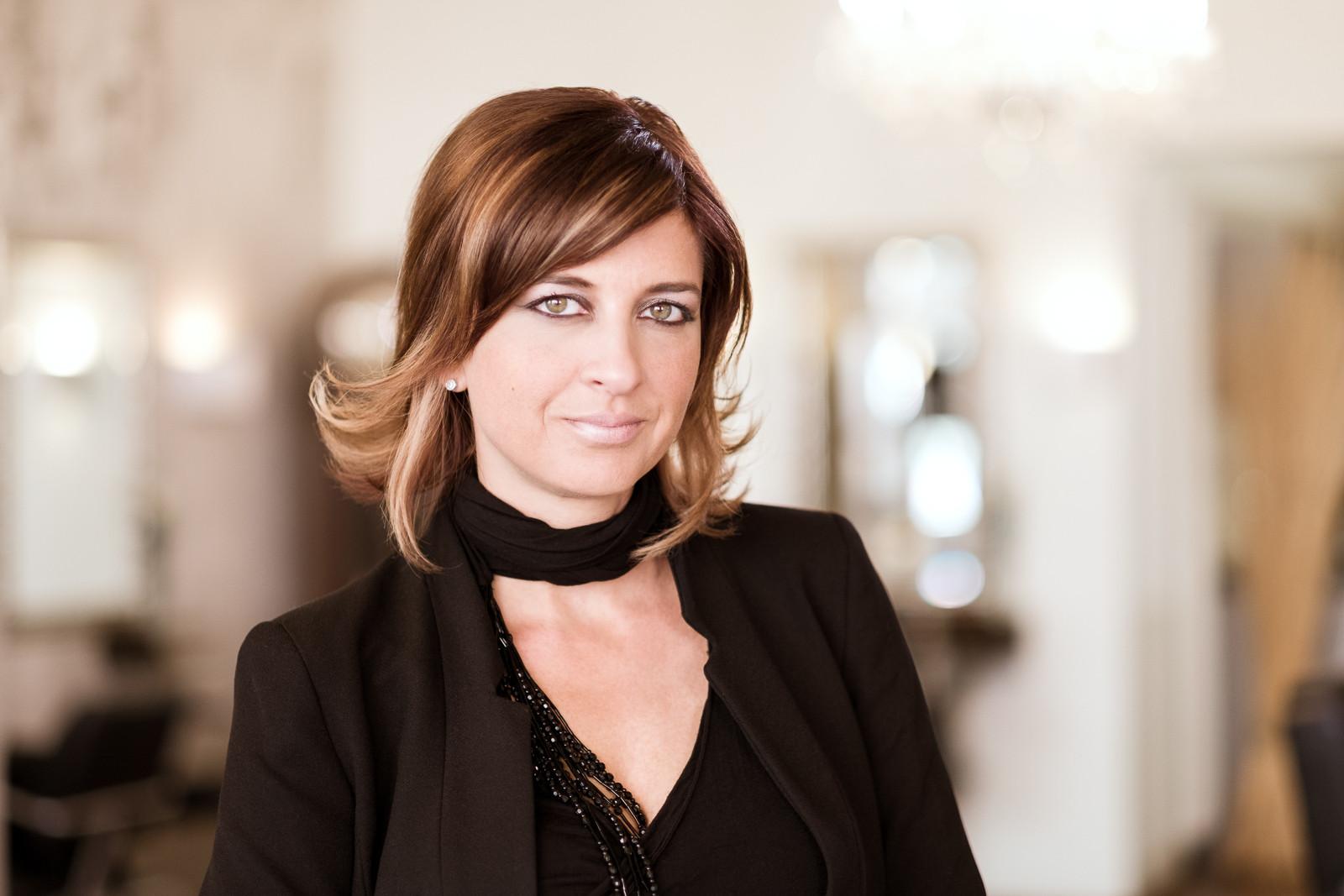 Porträt Foto Salon Sandra B in Nürnberg