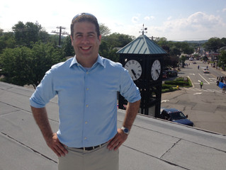 Dan Lefsky honored as 2014 Citizen of the Year!