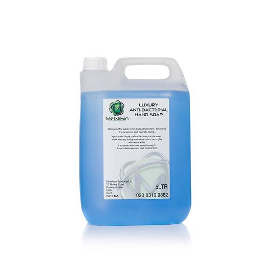 5 Litre Luxury Antibacterial Hand Soap