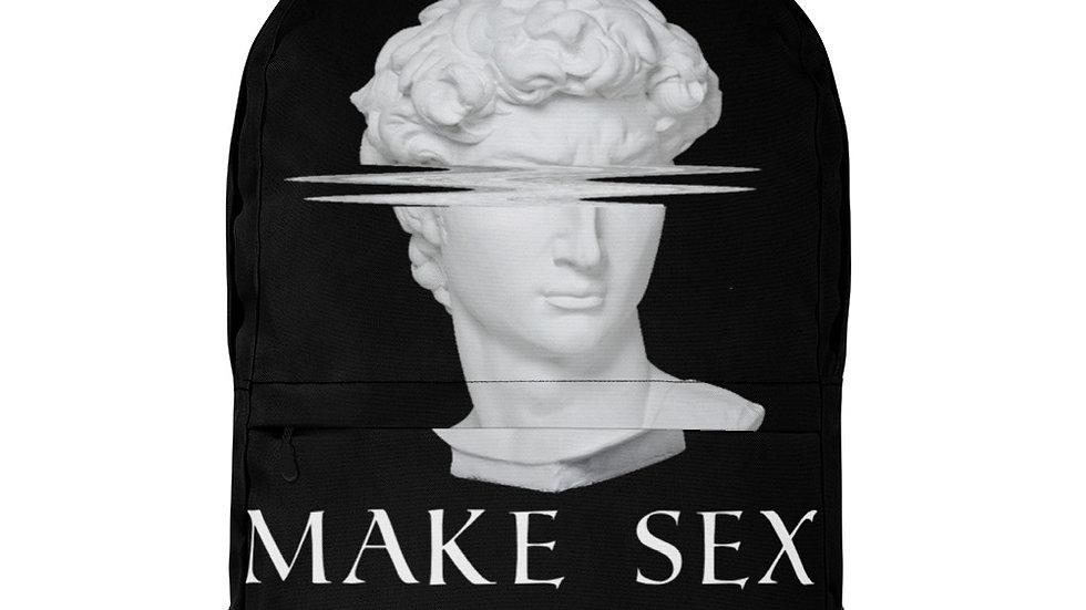 Make Sex Illegal - Backpack