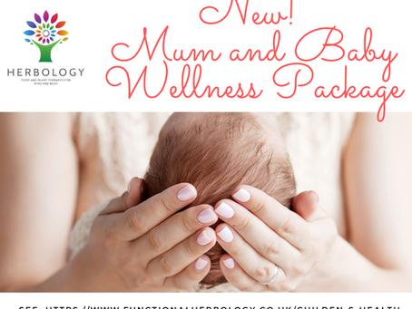 Mum and Baby Wellness