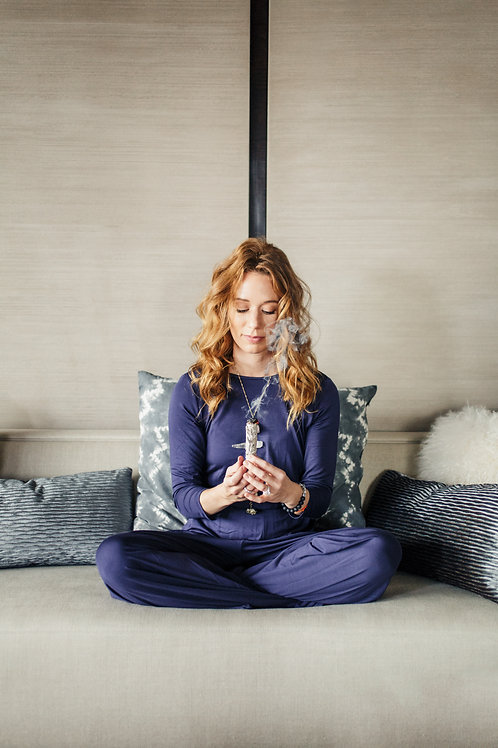 Meditation for Showing Up and Connecting to Alignment