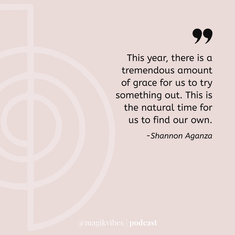 A Brand New Astrology Forecast with Shannon Aganza
