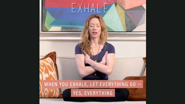 The Breathing Technique That Will Help You De-Stress Instantly No Matter Where You Are