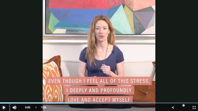 The 30-Second Stress-Relief Tip That Will Calm You Down Instantly