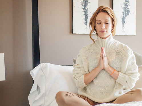 Meditation to Rest and Reset