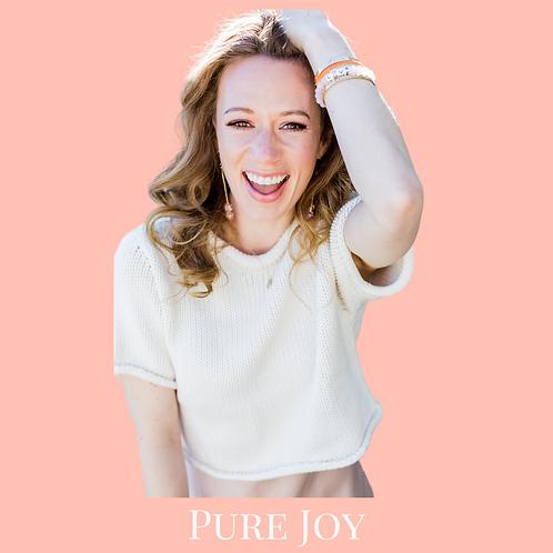 Pure Joy - Virtual Class Recording