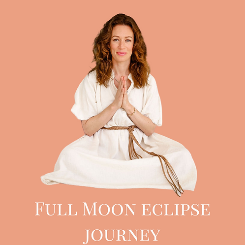 Full Moon Eclipse Journey