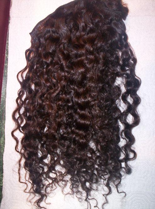 Very Curly Machine Weft 4oz