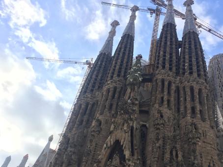 Ode to La Sagrada Familia