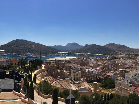 Adventures on the Mediterranean Coast of Spain I/II