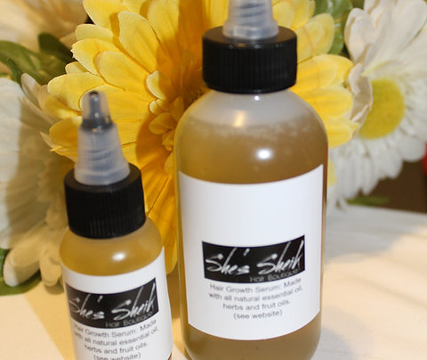 HAIR GROWHT SERUM