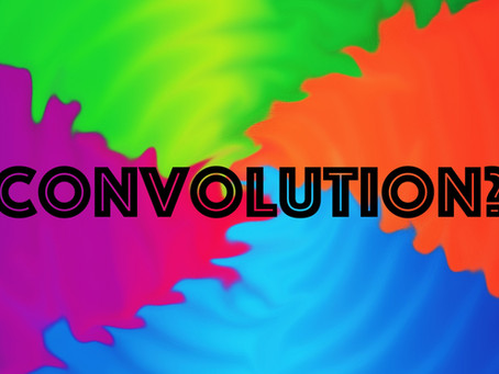 What is convolution? A brief explanation.