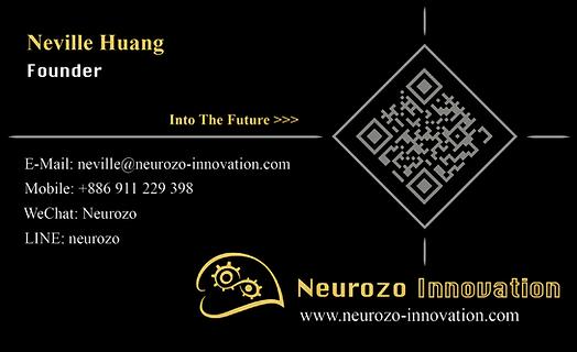 Neurozo Innovation Business Card (2019 O