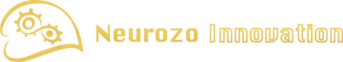 Neurozo Innovation Official Logo English
