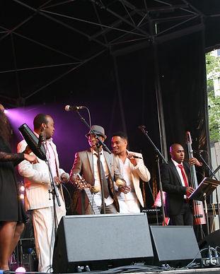Concert cubain a la ville de Lièges cuba évènements