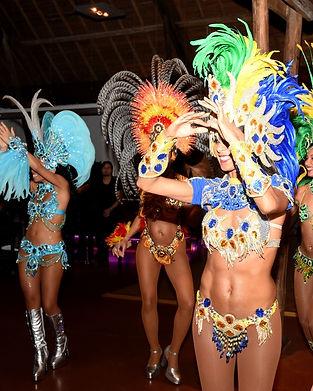 danseur brasiliens cuba évènements