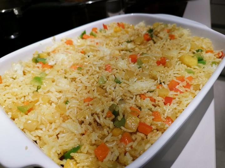 riz cubain tropical
