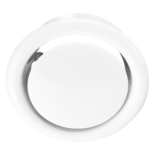 AM…VRF Boca circular metálica