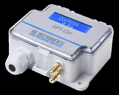 DPT-CTRL Controlador Caudal/Presion constante