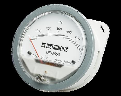 DPG Manómetro