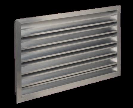 DXL Rejillas para aire exterior