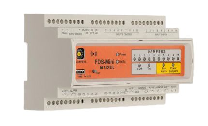 FDS-MINI Fire Dampers management System