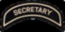 Секретарь HOG