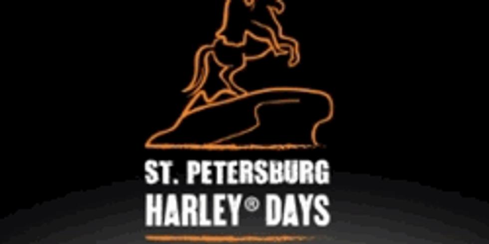Saint Petersburg Harley Days